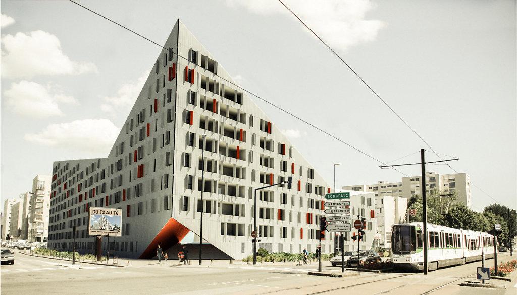 CITROEN HOUSING Personnalproject//2012